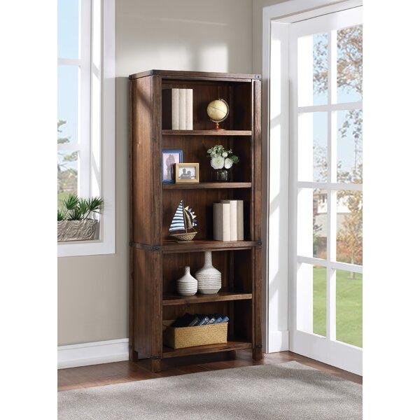 OS Home & Office Furniture 72'' H x 30'' W Standard Bookcase | Wayfair