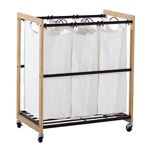Best Price 3 Bag Laundry Sorter By Langley Street