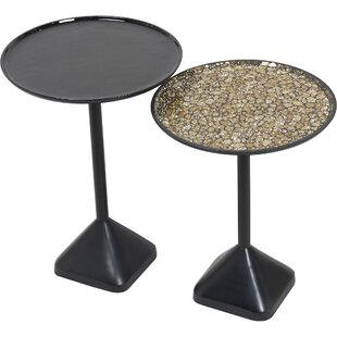 Hargrove 2 Piece Nesting Tables by Brayde..