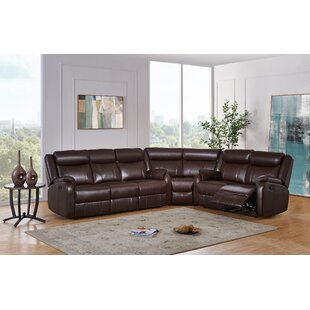 Global Furniture USA Reclining Sectional