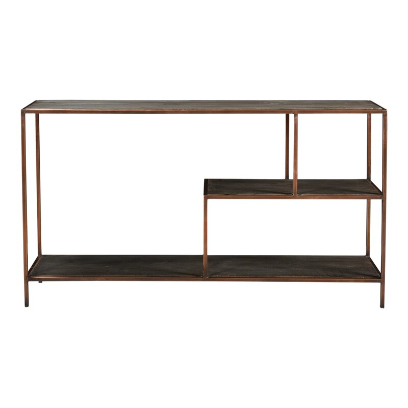 Williston Forge  Poitras Console Table