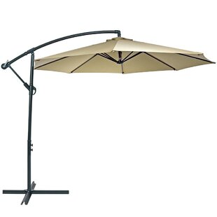 Raymundo 10.5' Cantilever Umbrella by Charlton Home