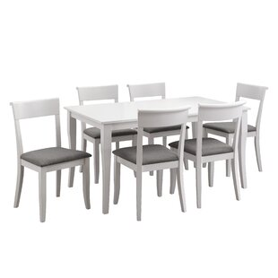 Alfred 7 Piece Dining Set August Grove