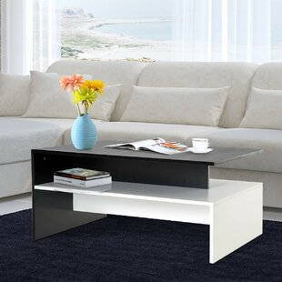 Apeton 2 Tier Rectangular Coffee Table