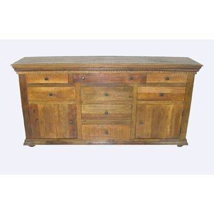 Sheehan 8 Drawer Sideboard Loon Peak