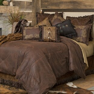 Loon Peak Manlius Reversible Comforter Set