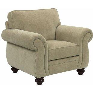 Rossmoor Living Room Armchair by Canora Grey