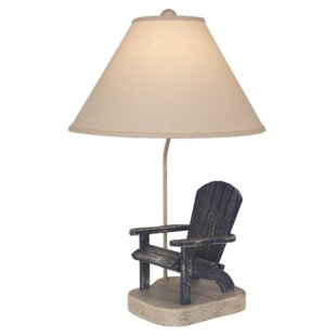 Jacobsen Adirondak Chair 28 Table Lamp