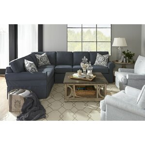 Masquerade Sectional by Rowe Furniture