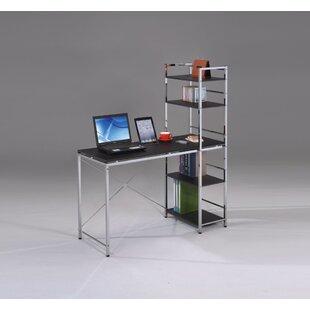 Ebern Designs Gafford Writing Desk with S..