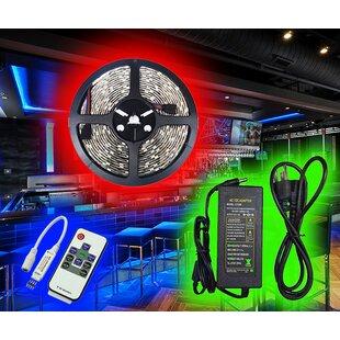 Italuce RGB Indoor LED Under Cabinet Strip Light