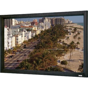 Cinema Contour Fixed Frame Projection Screen Da-Lite