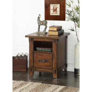 Portal 1 Drawer Vertical Filing Cabinet by Three Posts