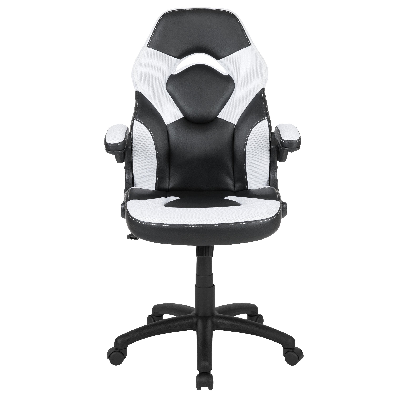 Ebern Designs High Back Style Ergonomic Pc Racing Game Chair Reviews Wayfair