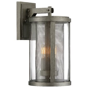 17 Stories Maddox 3-Light Outdoor Wall Lantern