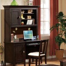 Allstar 52 W Computer Desk with Hutch by ACME Furniture