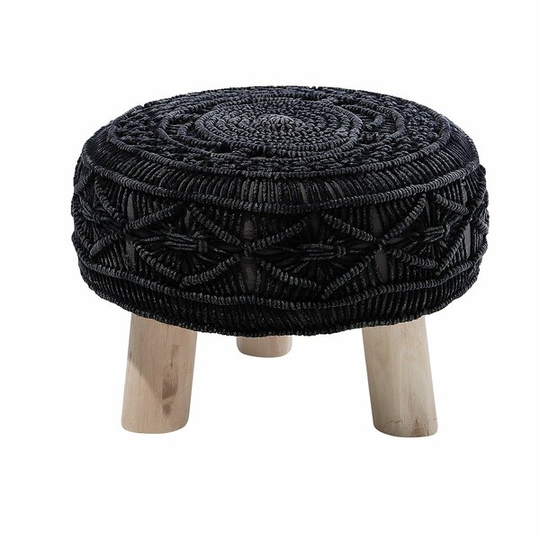 Miraculous Knitted Footstool Wayfair Co Uk Pdpeps Interior Chair Design Pdpepsorg