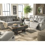 Evelina Reclining Configurable Living Room Set by Red Barrel Studio®