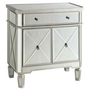 House of Hampton Jobe 2 Door Accent Cabinet