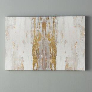 Abstract Sensation White - Print