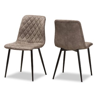 Wrought Studio Sottile Upholstered Dining..