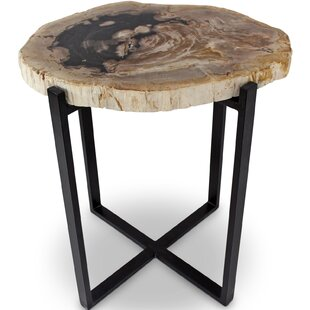 Union Rustic Plympton End Table