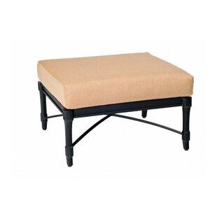 Woodard Isla Ottoman with Cushion
