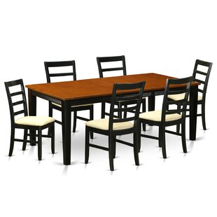 Loraine 7 Piece Dining Set by Red Barrel ..
