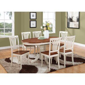 Oval Dining Room Sets oval kitchen & dining room sets | wayfair