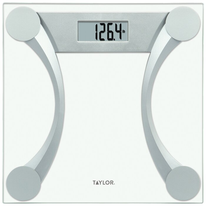 Taylor body fat scale 5731f reviews
