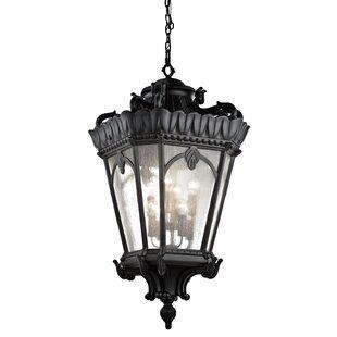 Fleur De Lis Living Guzzi 8-Light Outdoor Hanging Lantern