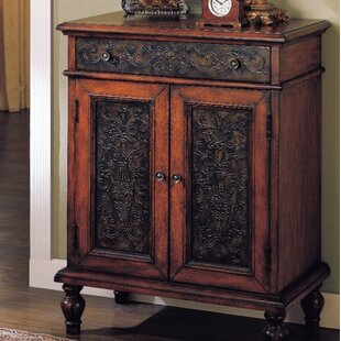 Lechner 2 Door Accent Cabinet by Astoria Grand