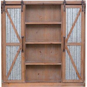 Barn 2 Door Accent Cabinet