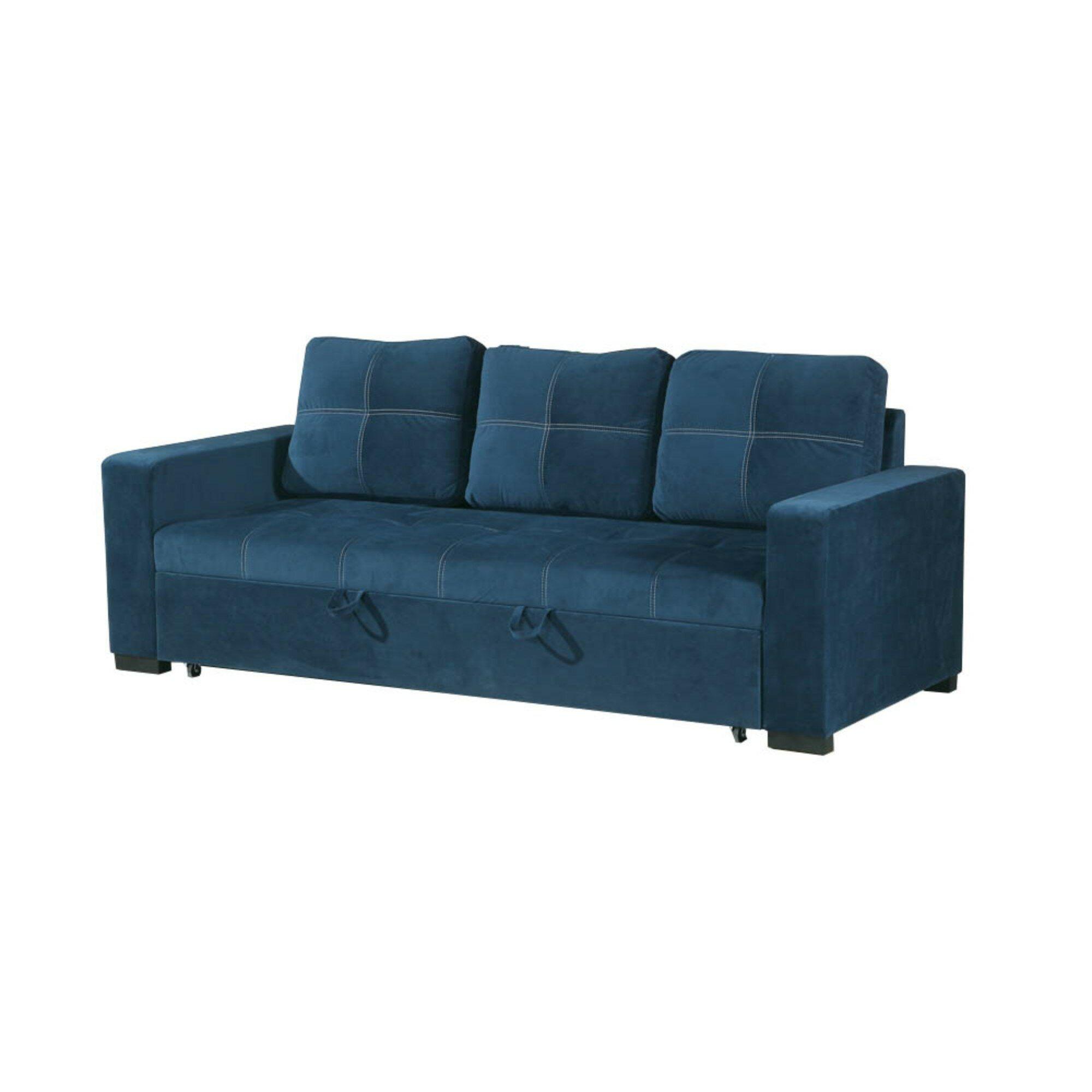 Lusher Polyfiber Fabric Sofa