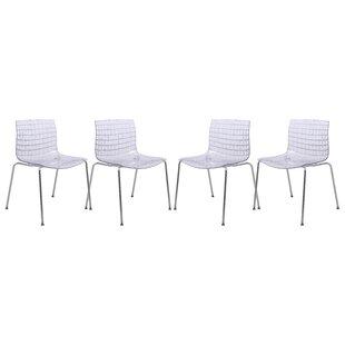 Orren Ellis Kavet-Guyton Dining Chair (Set of 4)