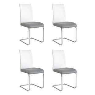 Souhail Side Chair (Set of 4) by Orren El..
