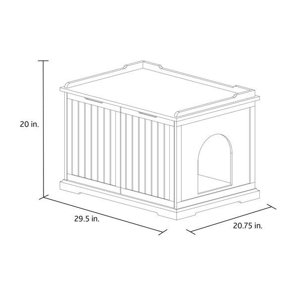 Frieda Litter Box Enclosure