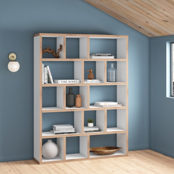 Modern Contemporary Large Bookcase Wall Units Allmodern