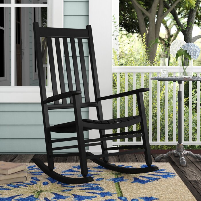 Marvelous Mahone Porch Rocking Chair Ibusinesslaw Wood Chair Design Ideas Ibusinesslaworg