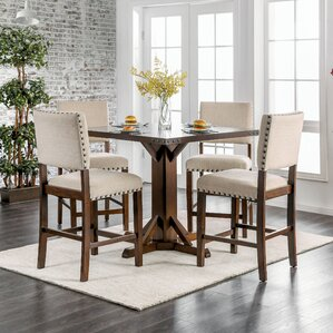 Felix Counter Height 5 Piece Dining Set b..