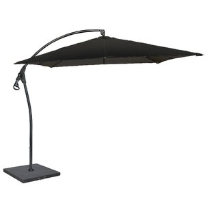 Hilburn 2.5m Square Cantilever Parasol By Sol 72 Outdoor