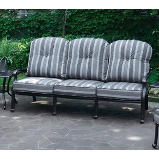 Bay Isle Home Montpelier Sofa with Cushions
