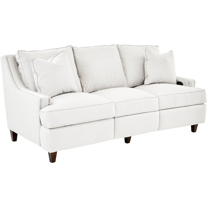 Astounding Tricia Power Hybrid Reclining Sofa Inzonedesignstudio Interior Chair Design Inzonedesignstudiocom