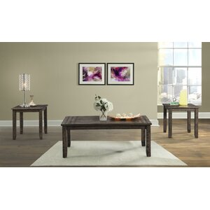 Guerande Occasional 3 Piece Coffee Table Set by Laurel Foundry Modern Farmhouse