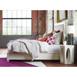 Darby Home Co Lois King Upholstered Panel Bed