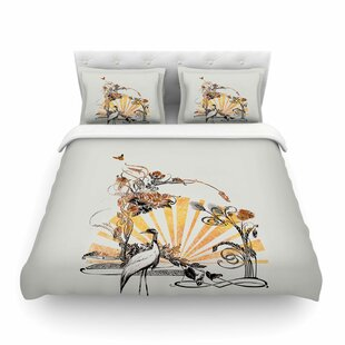 Art Nouveau Tune By Frederic Levy Hadida Featherweight Duvet Cover