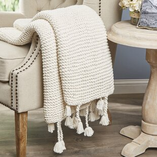 Gulick Knit Cotton Throw