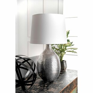 Read Reviews Grant Aluminium 26 Table Lamp By Williston Forge