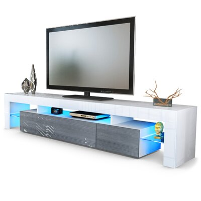 TV Board Lima V2 | Wohnzimmer > TV-HiFi-Möbel > TV-Lowboards | Vladon