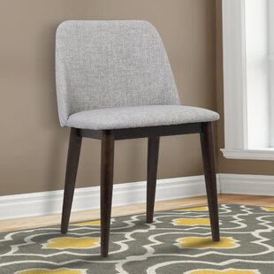Hettie Contemporary Side Chair (Set of 2) Ivy Bronx